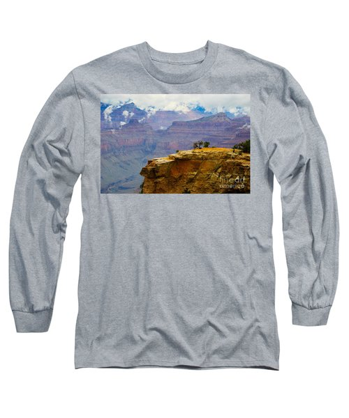 Grand Canyon Clearing Storm Long Sleeve T-Shirt