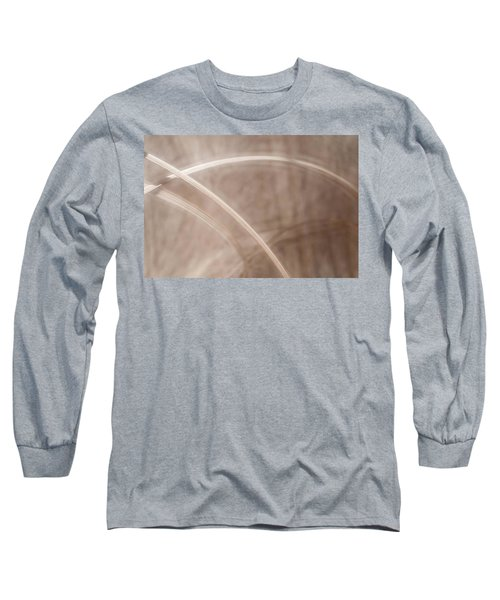 Grass - Abstract 2 Long Sleeve T-Shirt