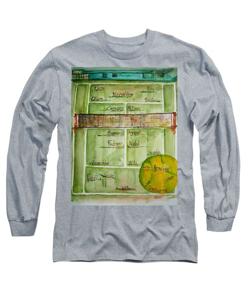 Grass Greats Long Sleeve T-Shirt