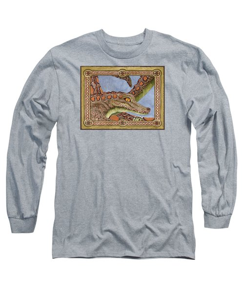 Great Grandmother Combped Long Sleeve T-Shirt