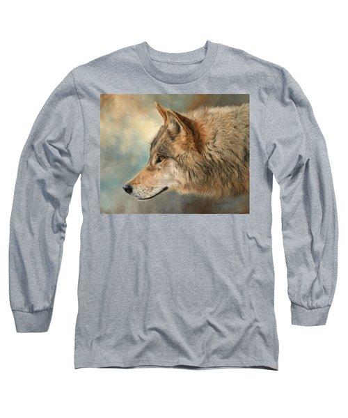 Grey Wolf 3 Long Sleeve T-Shirt