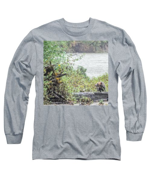 Grizzly Bear Late September 2 Long Sleeve T-Shirt