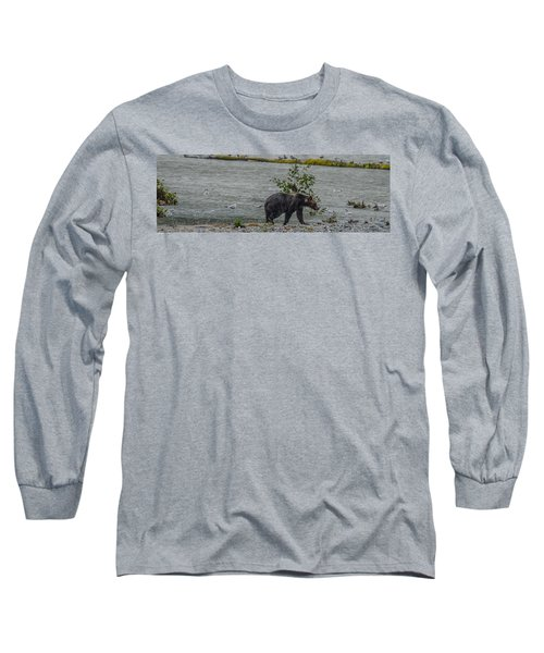 Grizzly Bear Late September 5 Long Sleeve T-Shirt