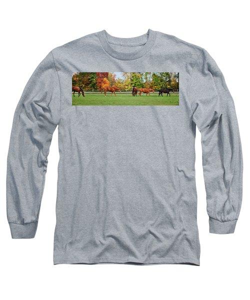Group Activity Long Sleeve T-Shirt