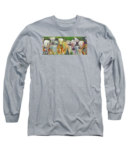 The Gathering, Cattle   Long Sleeve T-Shirt