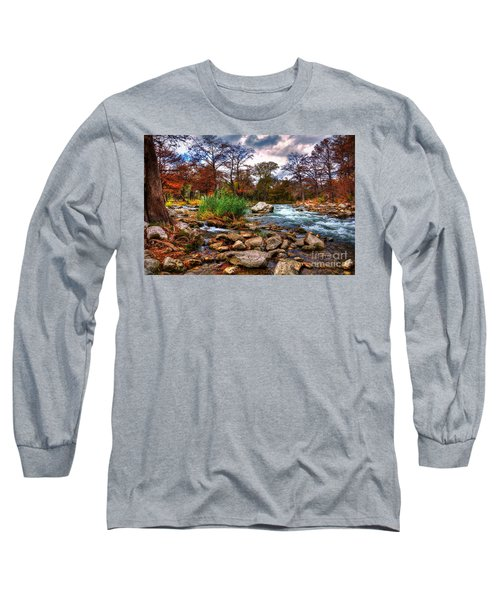 Guadalupe In The Fall Long Sleeve T-Shirt