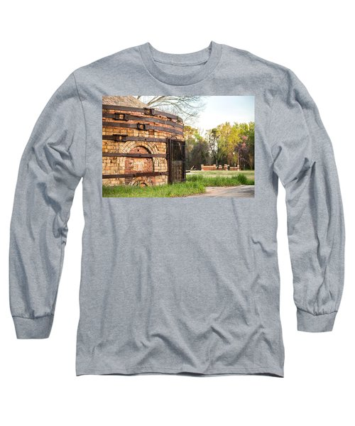 Guignard Brick Works-1 Long Sleeve T-Shirt