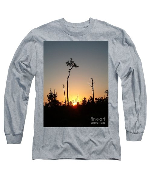 Gulf Shores Sunset Long Sleeve T-Shirt