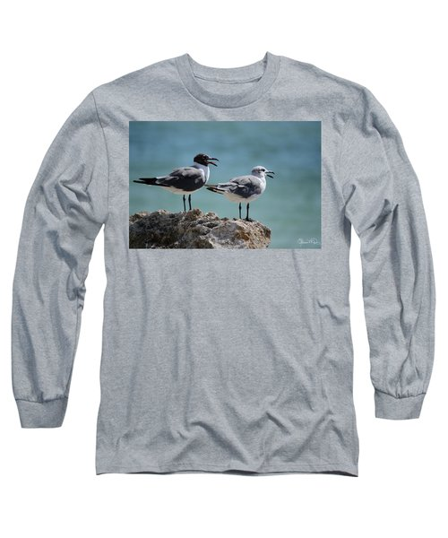 Gull Talk Long Sleeve T-Shirt