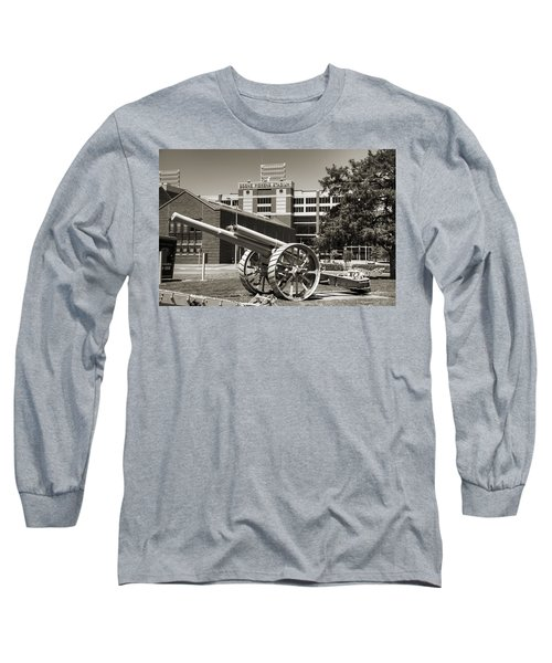 Guns On Campus Long Sleeve T-Shirt
