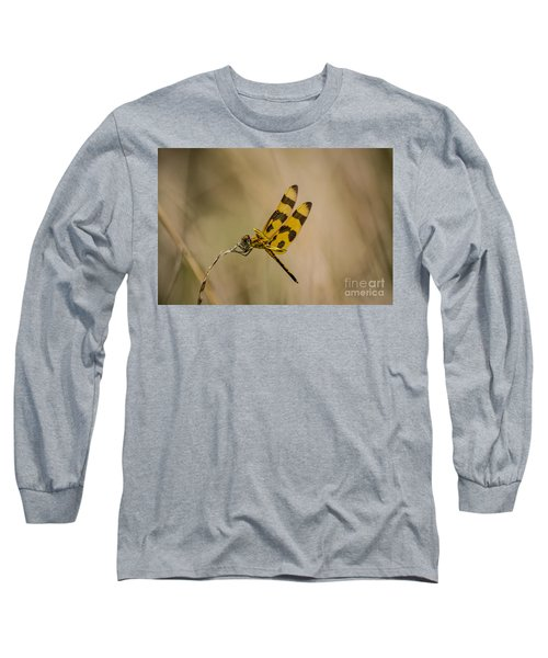 Halloween Pennant Dragonfly Long Sleeve T-Shirt