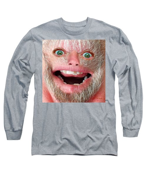 Happy Harry Long Sleeve T-Shirt