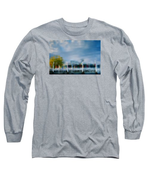 Harbor Reflections Long Sleeve T-Shirt