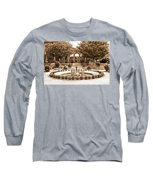 Harkness Estate Long Sleeve T-Shirt by Marcia Lee Jones