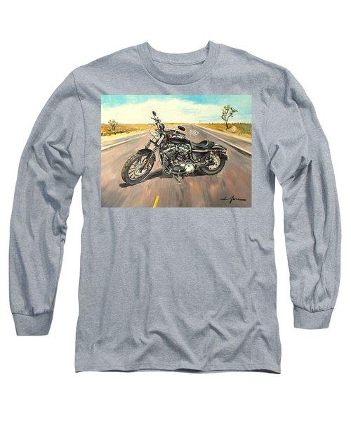 Harley Davidson 883 Sportster Long Sleeve T-Shirt