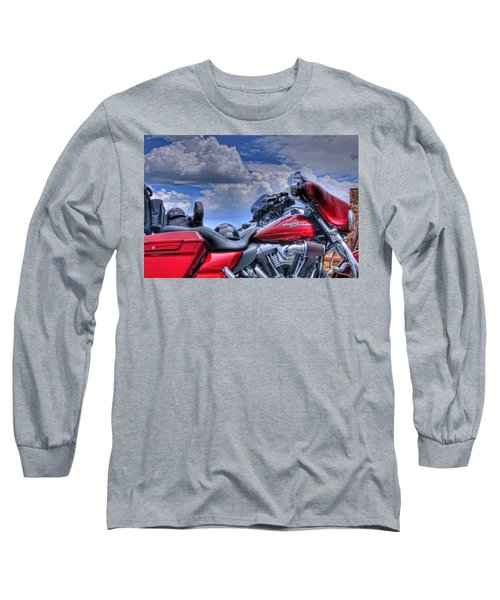 Harley Long Sleeve T-Shirt by Ron White