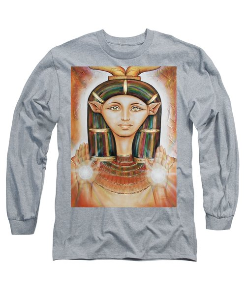 Hathor Rendition Long Sleeve T-Shirt