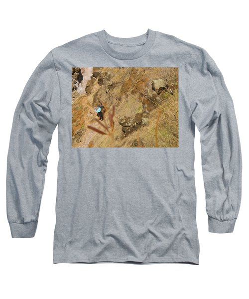 Hawaiian Commute Long Sleeve T-Shirt