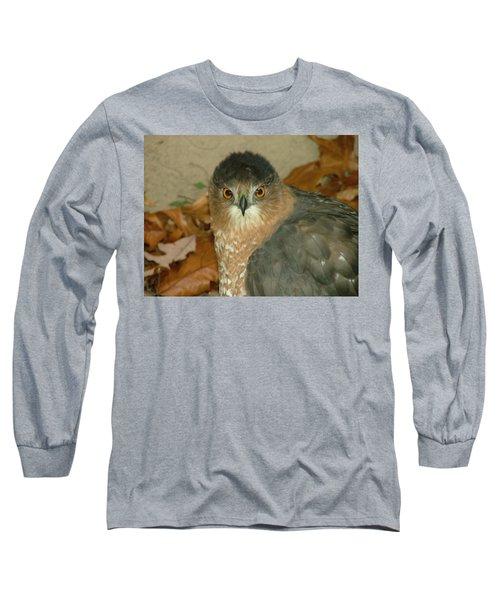 Hawk Eyes Long Sleeve T-Shirt