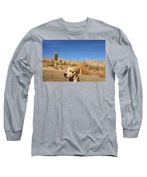 Long Sleeve T-Shirt featuring the photograph Headache by Angela J Wright
