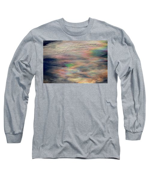 Long Sleeve T-Shirt featuring the photograph Heavens Above by Charlotte Schafer