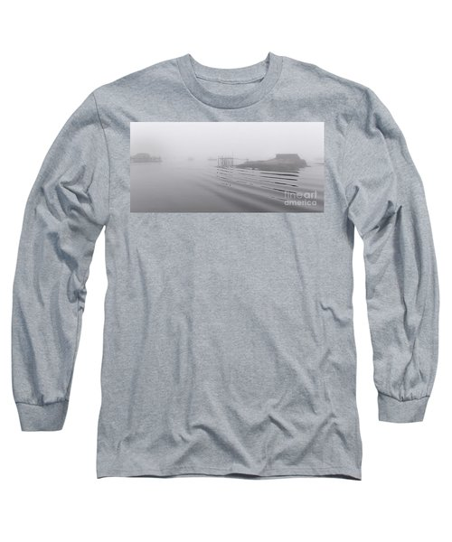 Heavy Fog And Gentle Ripples Long Sleeve T-Shirt