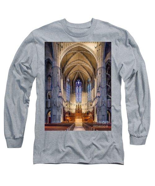 Heinz Chapel - Pittsburgh Pennsylvania Long Sleeve T-Shirt