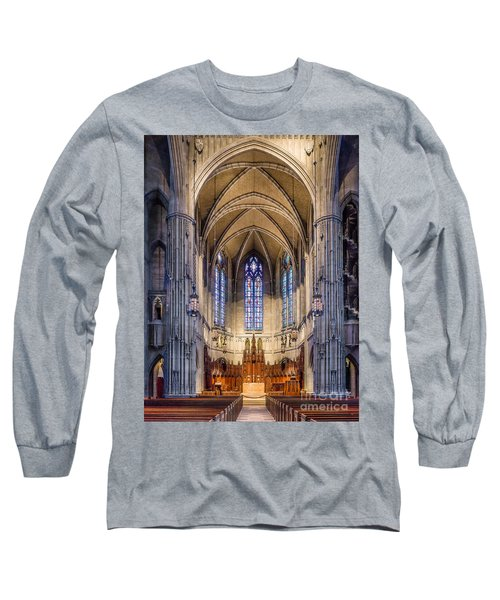 Heinz Chapel - Pittsburgh Pennsylvania Long Sleeve T-Shirt