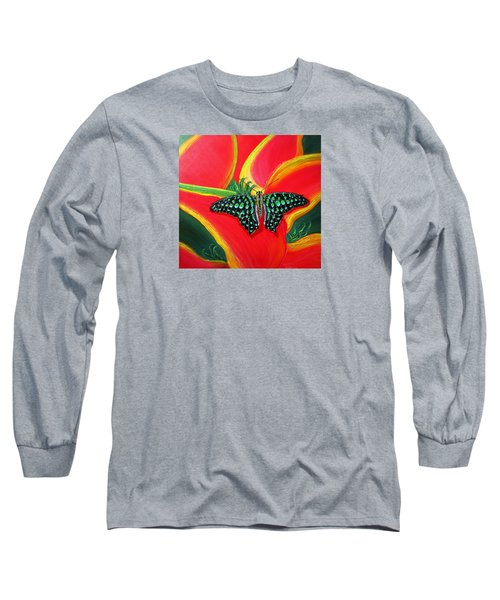 Solomans Kiss Long Sleeve T-Shirt