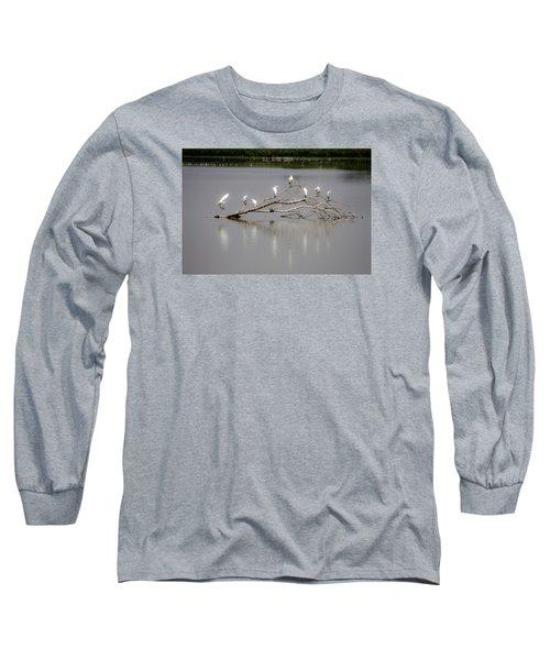 Here I Come Long Sleeve T-Shirt by Menachem Ganon