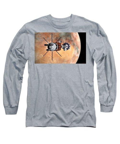 Hermes1 Realign Orbital Path Long Sleeve T-Shirt