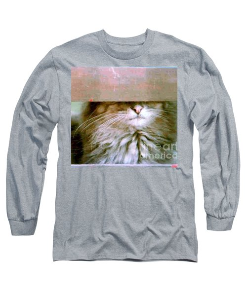Long Sleeve T-Shirt featuring the photograph Hey Diddle Diddle by Michael Hoard