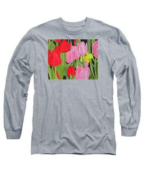 Hide 'n Seek Long Sleeve T-Shirt
