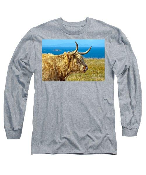 Highland Beauty Long Sleeve T-Shirt