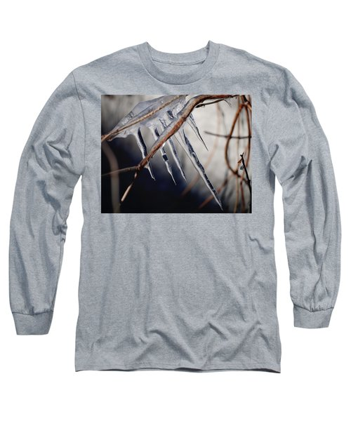 His Biting Touch Long Sleeve T-Shirt