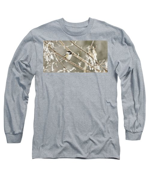 Hoarfrost Morning Long Sleeve T-Shirt