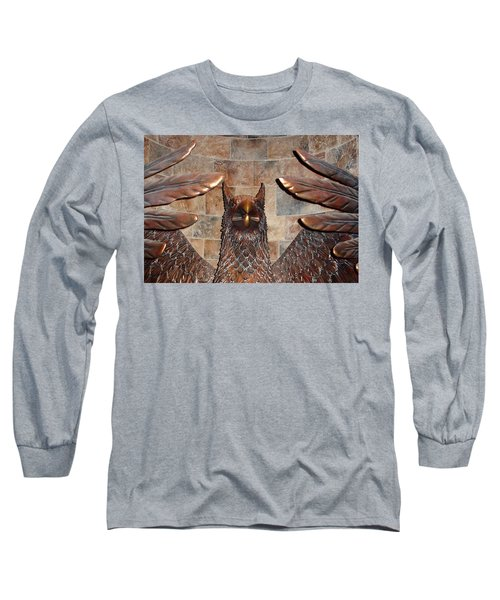 Hogwarts Hippogriff Guardian Long Sleeve T-Shirt