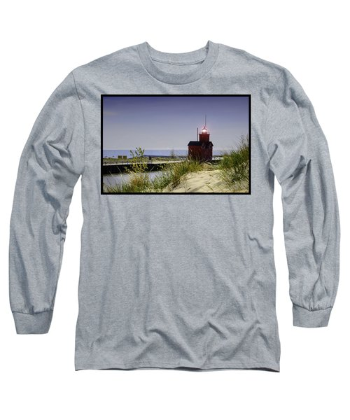 Holland Harbor Light  Long Sleeve T-Shirt