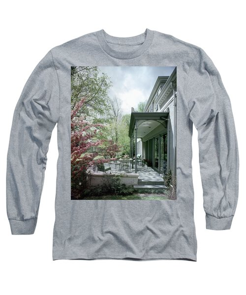 Hollis Baker's Patio Long Sleeve T-Shirt