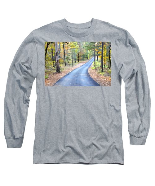 Home Sweet Home 2 Long Sleeve T-Shirt by Charlie and Norma Brock