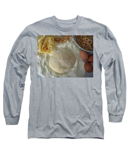 Homemade Pasta Long Sleeve T-Shirt