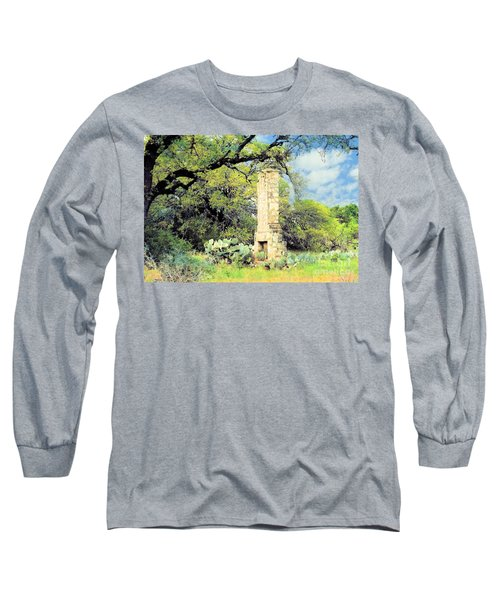 Forgotten Homestead  Long Sleeve T-Shirt