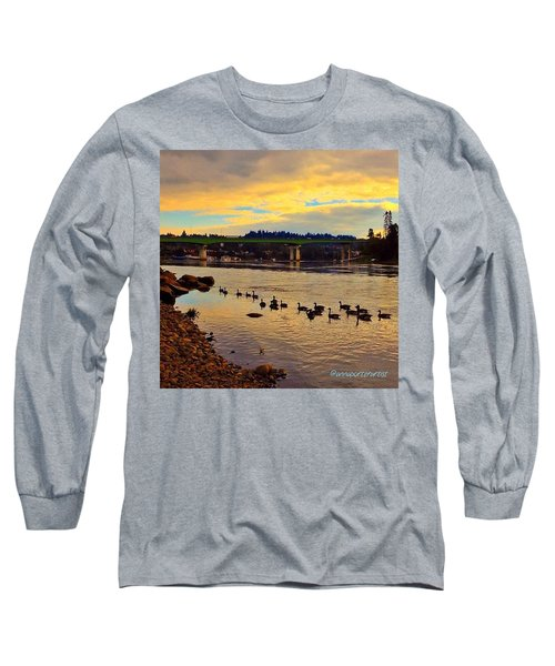 Homeward Bound Long Sleeve T-Shirt
