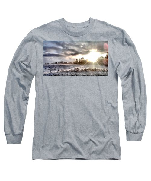 Hope - Landscape Version Long Sleeve T-Shirt