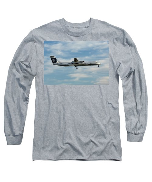 Horizon Airlines Q-400 Approach Long Sleeve T-Shirt
