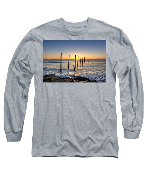 Horizon Sunburst Long Sleeve T-Shirt