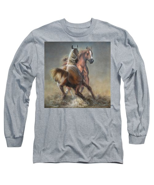 Horseplay Long Sleeve T-Shirt