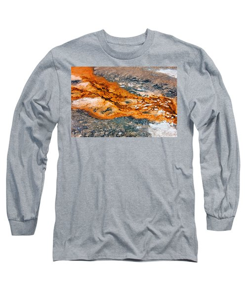 Hot Springs Mineral Flow Long Sleeve T-Shirt