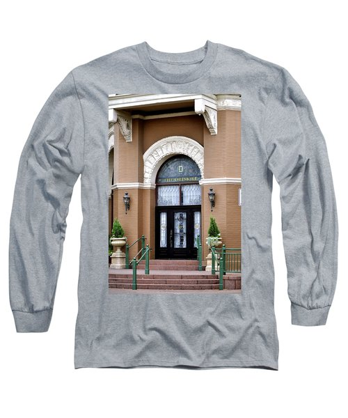 Hotel Door Entrance Long Sleeve T-Shirt