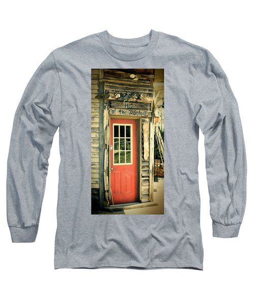 House Of The Seven Sisters Long Sleeve T-Shirt